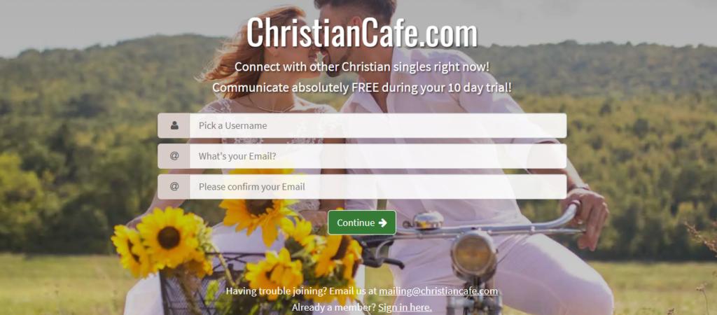 Christian Café Pricing