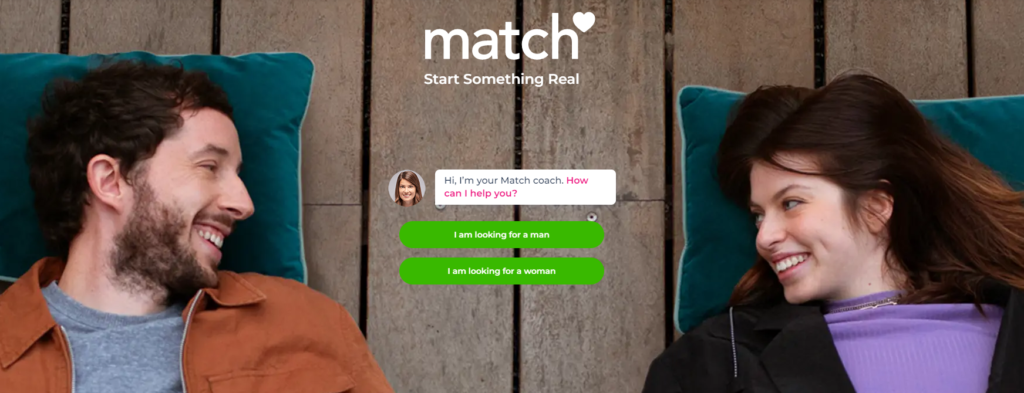 Match dating site ease of use